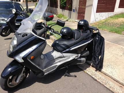 2006 SYM FIRENZE 250 Maroubra Eastern Suburbs Preview