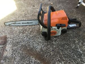 Stihl mini boss ms170 Darling Heights Toowoomba City Preview