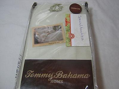 Island European Sham - New Tommy Bahama  Abacos Island Euro European Pillow Sham 26x26 NIP