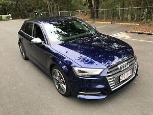 2017 Audi S3 2.0 TFSI QUATTRO Automatic Hatchback Only 36Kms Aspley Brisbane North East Preview