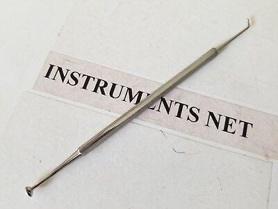 1 Ball Burnisher 2729 De Dental Amalgam Instruments