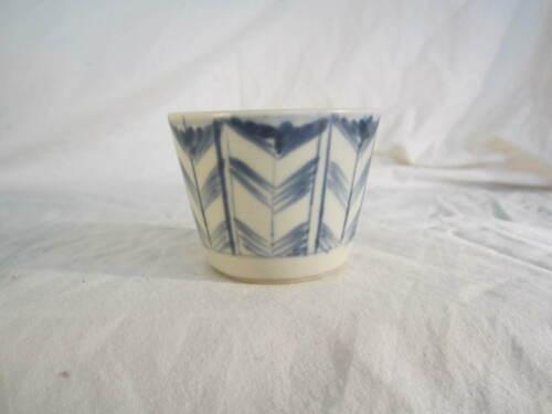 Antique Japanese Blue & White Soba Cup Sobachoko