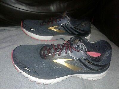 fb7498388d20d Mens Brooks Adrenaline 18 Size 9 D Running Walking Training Beater Shoe