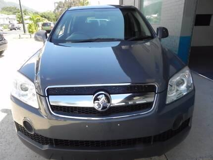 2010 Holden Captiva Wagon deisel 7 seat