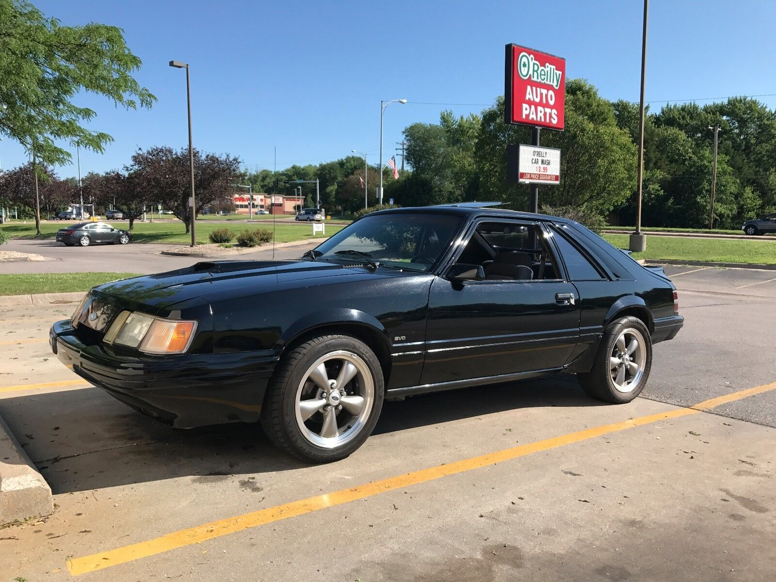 1986 Ford Mustang Svo - Used Ford Mustang for sale in ...