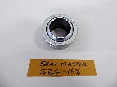 Sealmaster Sbg-16s Spherical Plain Bearing Rod End 1.000 X 1.750 X 1.000
