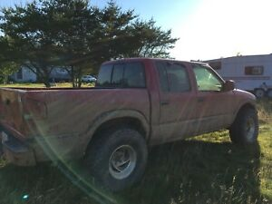 Chevy s10 parts truck needed