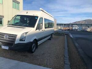 VW Crafter - Talvor 2 Berth Motorhome Cambridge Clarence Area Preview