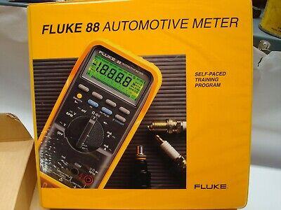 Fluke 88 Automotive Meter - Training Program