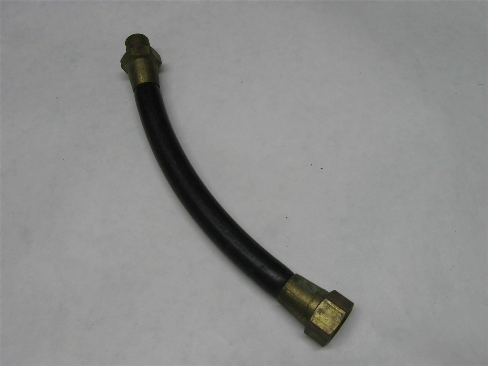 NEW GAS FUEL LINE HOSE 1950-51 RAMBLER ALL 1952-55 RAMBLER 6 CYL WOW NICE FIND