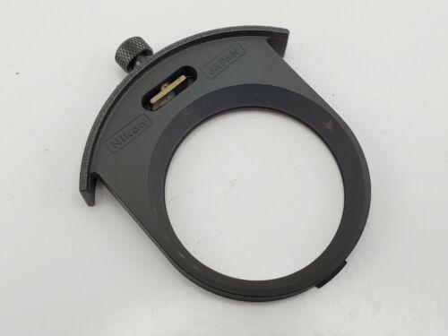Genuine Nikon 48mm Drop-In Gel Filter Holder f/ 300mm F2.8 400mm F3.5 600mm Lens