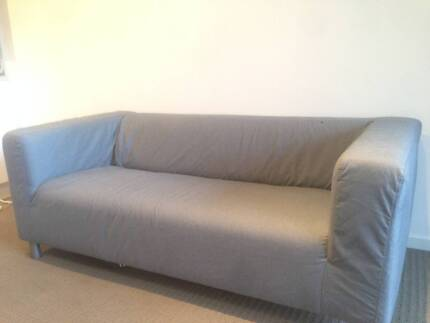 Two seater Ikea sofa