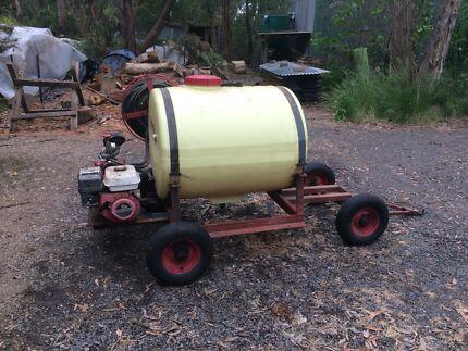 Hardie Mobile Spray Unit