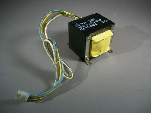 Apc 430-0719-001 power transformer e184733 (h) class b (130) csccn csc-b4