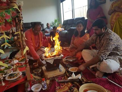 Hindu Priest Pandit for Satya Narayan Pooja in Melbourne