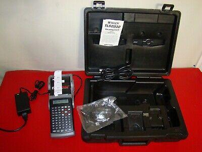 Brady - Tls2200 Thermal Labeling System Printer Tested Case Tls 2200