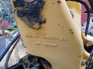 excavator Komatsu knuckle boom Belgrave Yarra Ranges Preview