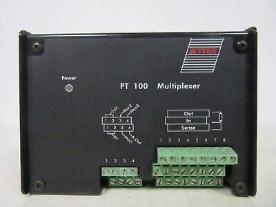 Jetter PT100-8 PT 100 Multiplexer