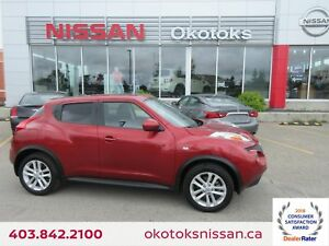 2014 Nissan Juke SL AWD, HEATED LEATHER, SUNROOF