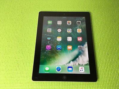 Apple iPad 4th Gen. 16GB, Wi-Fi, 9.7in - Black ((Retina display ))
