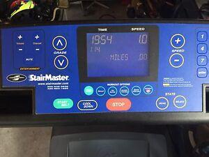 Stairmaster treadmill
