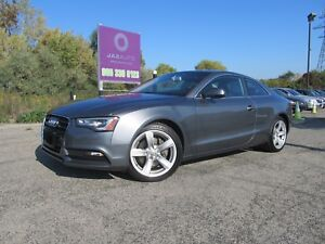 2014 Audi A5 KOMFORT CLEAN CAR PROOF SUNROOF VERY CLEAN CONDITI