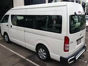 Toyota Hiace Commuter Ashmore Gold Coast City Preview