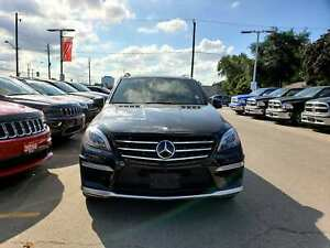2015 Mercedes-Benz M-Class ML 63 AMG CERTIFIED & E-TESTED!