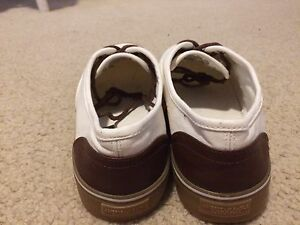 American eagle white casual men's shoes