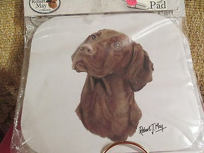 VIZSLA   ~ by  ROBERT MAY  ~  MOUSE PAD
