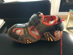 Geox Respira toddler boy sandals BNIB