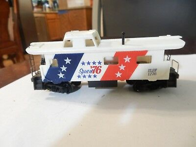 HO Scale Spirit Of '76 SLSF1776 Caboose Car In Excellent Condition.