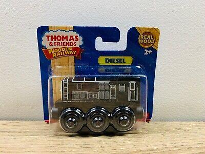 Diesel - Thomas The Tank Engine & Friends Wooden Railway Trains New Rare