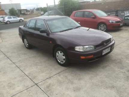 Toyota Camry with low km Newport Hobsons Bay Area Preview