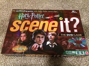Harry Potter scene it?