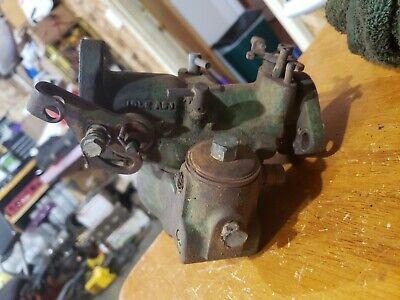 John Deere Dltx 67 Late Styled B Tractor Carb Carburetor Jd 2 Cyl Carb