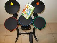 Drum Kit Xbox360 Band Hero Peregian Beach Noosa Area Preview