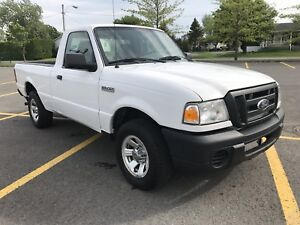 Ford Ranger 2008, 4 Cylindres