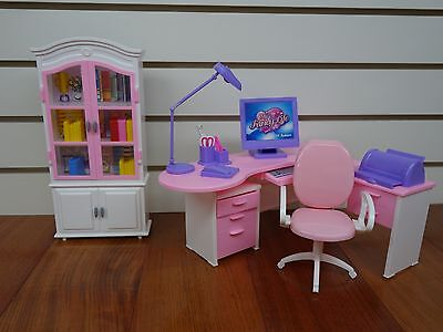 Gloria,Barbie Doll House Furniture/(24018) Home Office