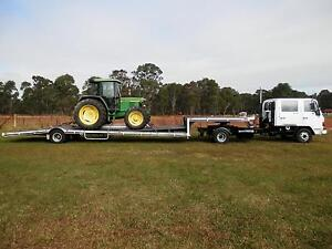 INTERSTATE TRACTOR,MACHINERY,EQUIPMENT  TRANSPORT Richmond Hawkesbury Area Preview
