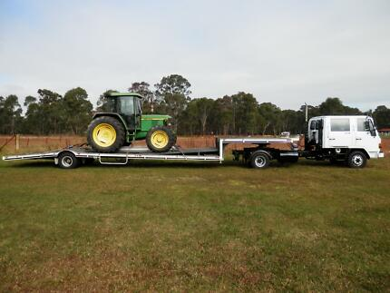 TRACTOR TRANSPORTATION Richmond Hawkesbury Area Preview