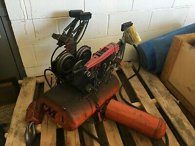1 Ton Electric Hoist Cm Lodestar Model L