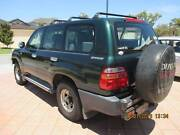 1999 Toyota LandCruiser GXL SUV 100 Series 6 cyl 4.5l ulp 4 door Madeley Wanneroo Area Preview