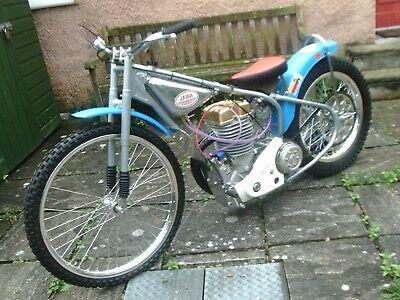 Speedway bike Jawa DT500 twin cam 4 valve late 70s