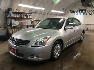 2012 Nissan Altima S*KEYLESS ENTRY*PUSH BUTTON IGNITION*CRUISE C