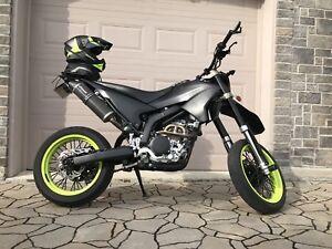 **Yamaha Wr250X** en parfaite condition