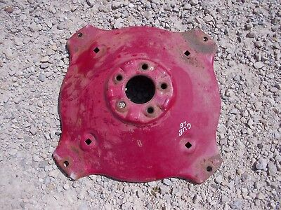 Farmall Cub Lo Low Boy Tractor Original Steel Rear Wheel Center