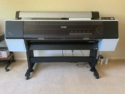 Epson Styluspro 9900 Professional Wide Format Printer