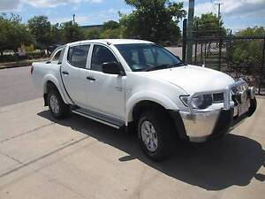 2012 Mitsubishi Triton Ute Kelso Townsville Surrounds Preview