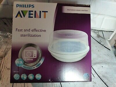 Phillips Avent Microwave Steam Sterilizer